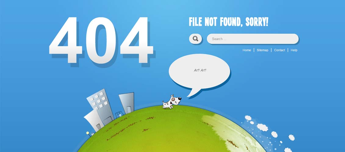 20 best html psd 404 page templates cerberus premium handmade 404 html template maxwellsz