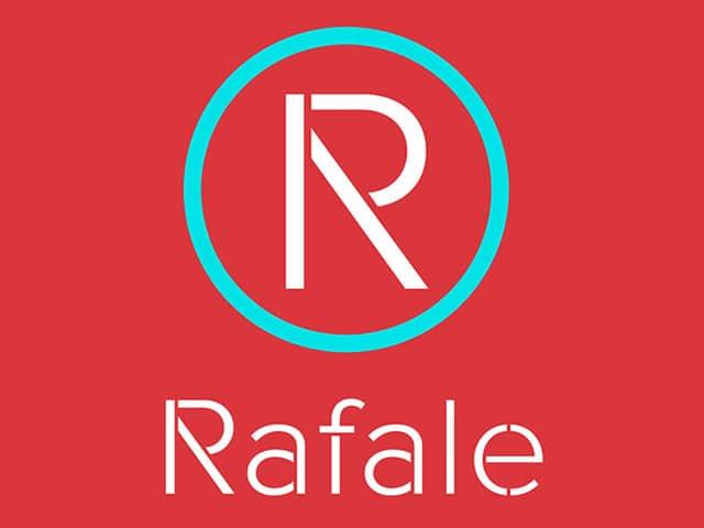 Rafale free font