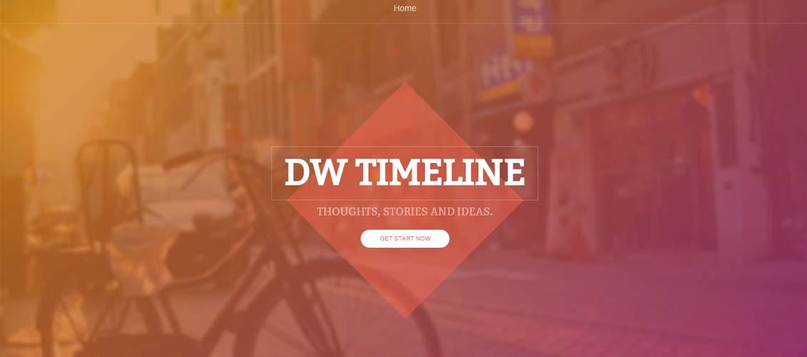 DW Timeline Ghost