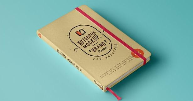 Classic-Psd-Notebook-Mockup-Vol2