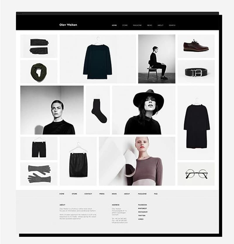 Olav Web Design