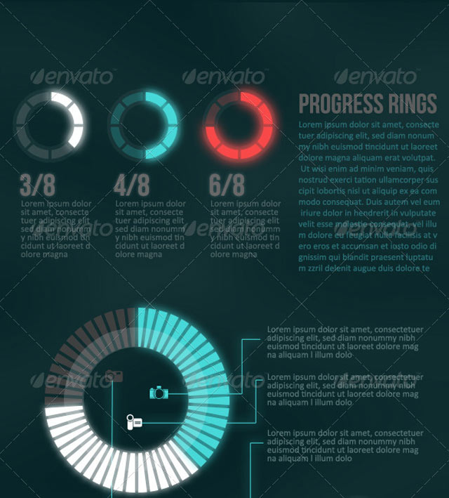 Futuristic---Infographic-Elements-Pack