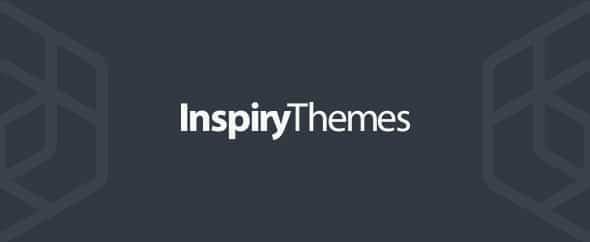 InspiryThemes Top ThemeForest Author