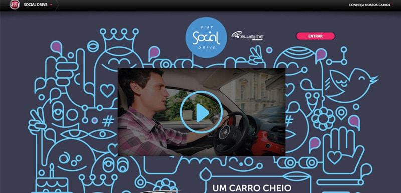 Social-Drive---Bruno-Oyama---Interactive-Designer-&-Art-Director