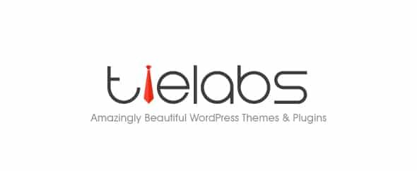 TieLabs Top ThemeForest Author