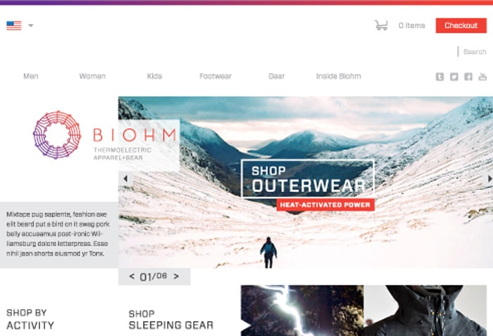 Biohm-Site