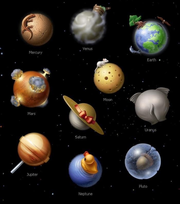 solar system web - photo #22