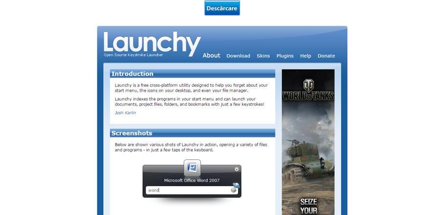 Launchy