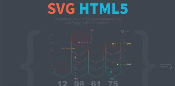 Animated-Line-Chart-Column-Infographics