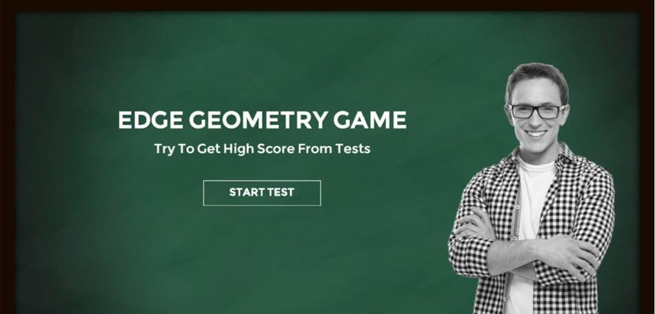 Edge-Geometry-Game Edge Animate Templates