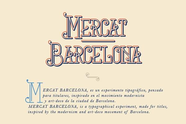 Mercat-Barcelona