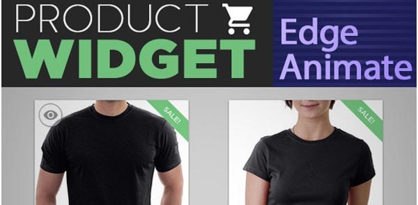 Product-Widget