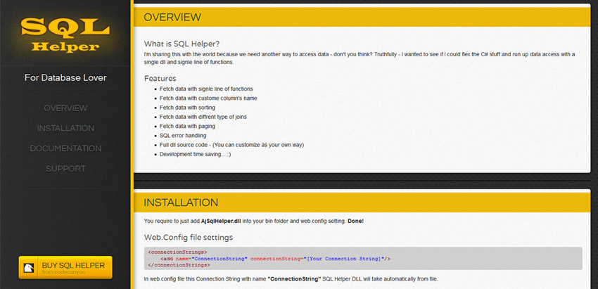 SQL-Helper