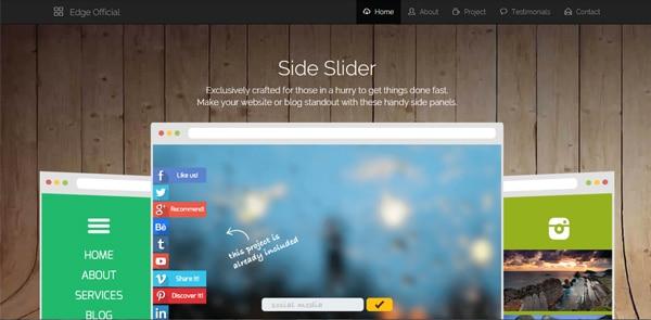 Side-Slider---Advanced-Animated