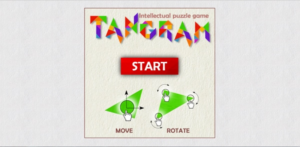 Tangram-Game