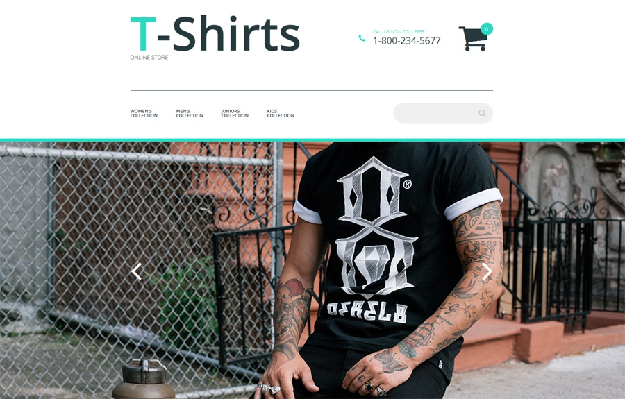 t-shirt-stock-opencart-template
