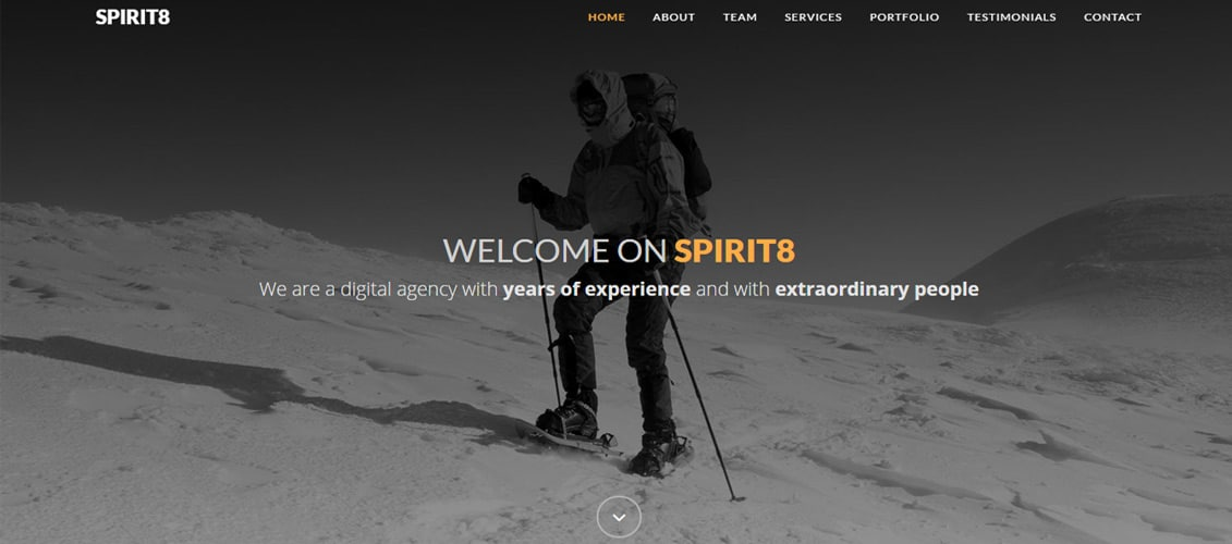 SPIRIT8-HTML