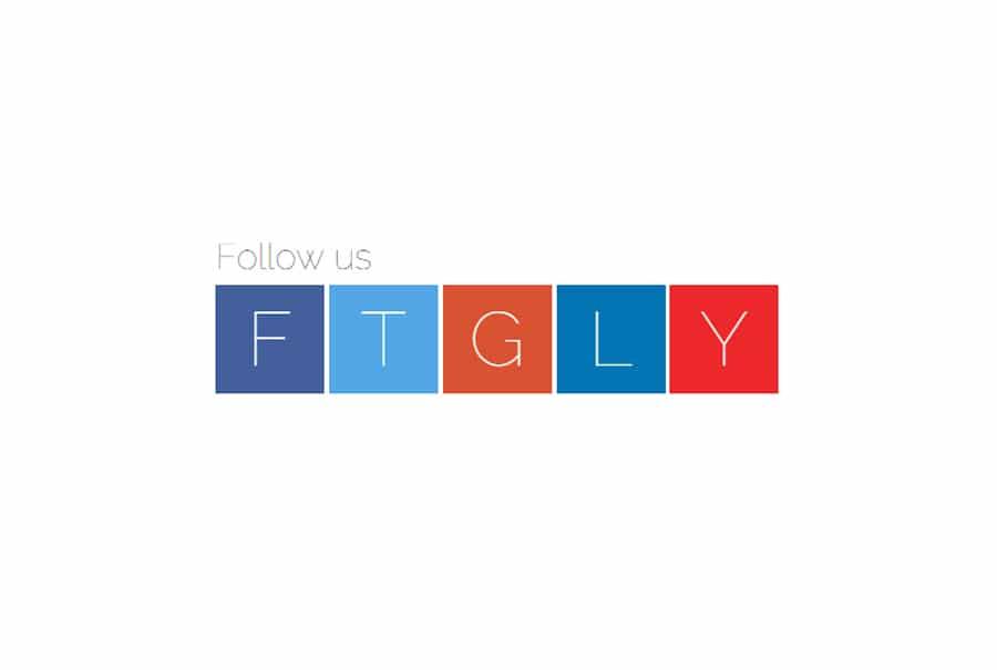 Social media minimal icons
