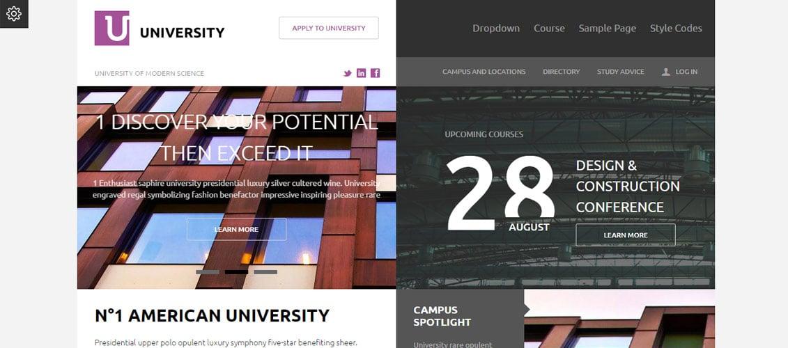 University---Responsive-Education-Moodle-Theme