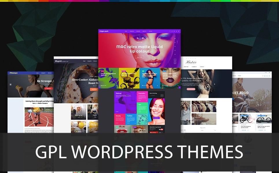 TemplateMonster Now Offers GPL WordPress Themes
