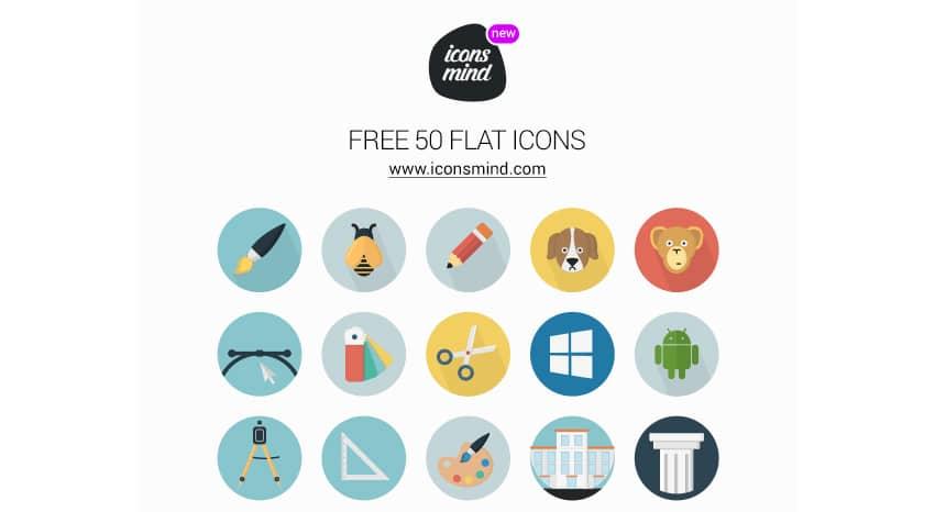 Icons Flat Icons