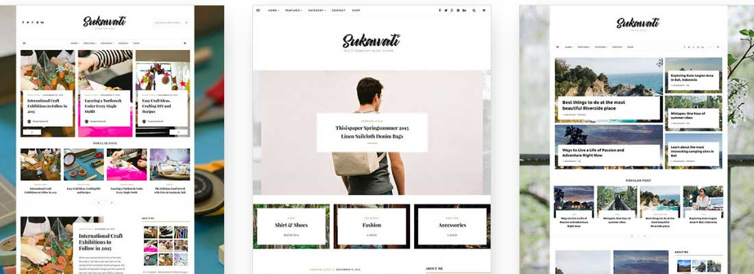 Sukawati review blog templates