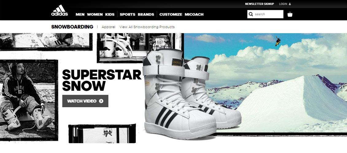 adidas-Snowboarding
