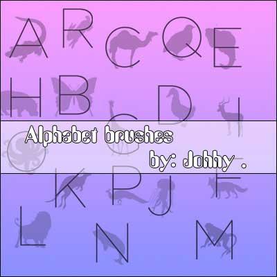 20 animal alphabet
