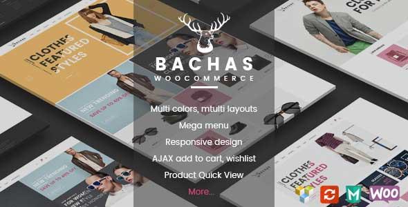 8-Bachas woocommerce theme