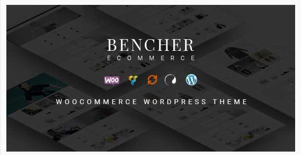 9-Bencher woocommerce theme
