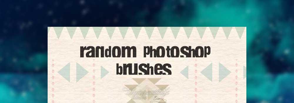 25 Must-Have Fresh & Free Photoshop Brushes
