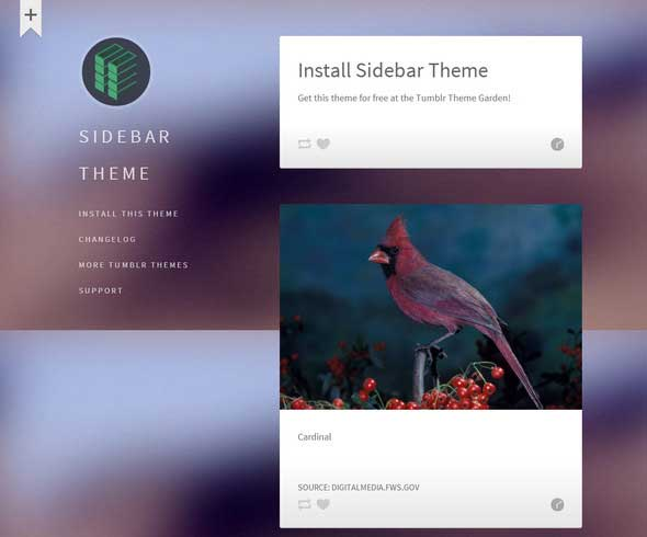 Free Tumblr Themes