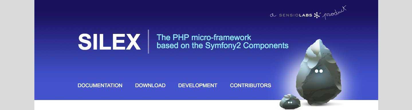 18-Silex PHP framework