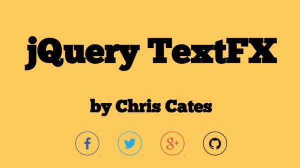 2-JQUERY-TEXTFX jquery plugin
