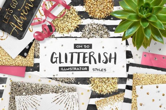 Glitter AI Styles XTRAS