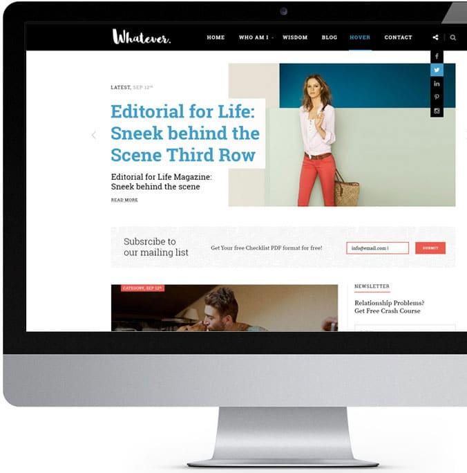 13-Sophia---Creative-Blog-WordPress-Theme