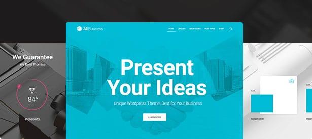 15-Company-Material-Design-Wordpress-Theme