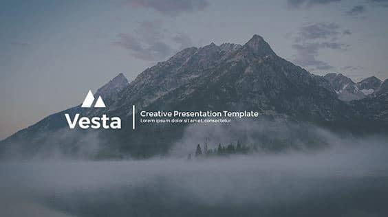 vesta-creative-google-slide-template