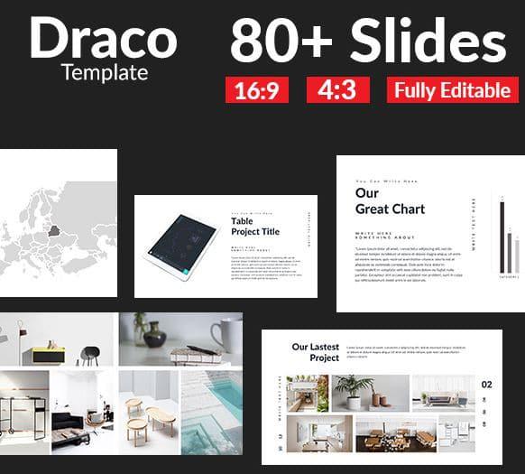 draco-creative-google-slide-template