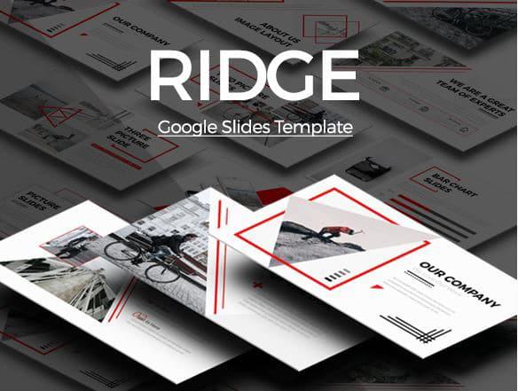 ridge-creative-google-slide-template