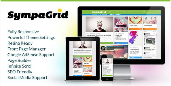 sympagrid-responsive-grid-wordpress-theme