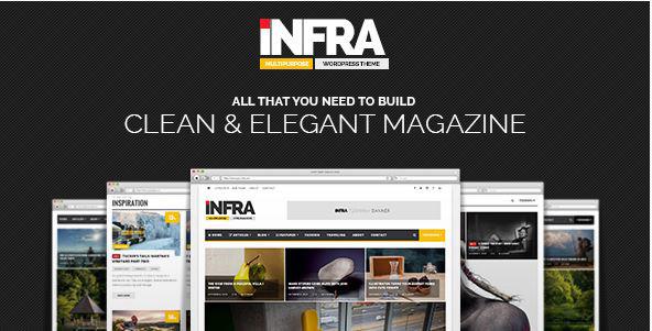 infra-clean-elegant-magazine-theme