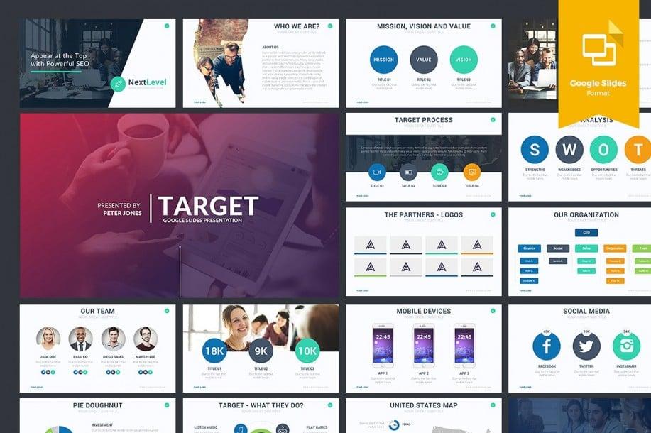 Best Google Slides Presentation Templates - Best google slides themes