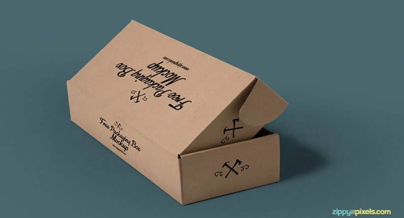 3 free packaging mockups