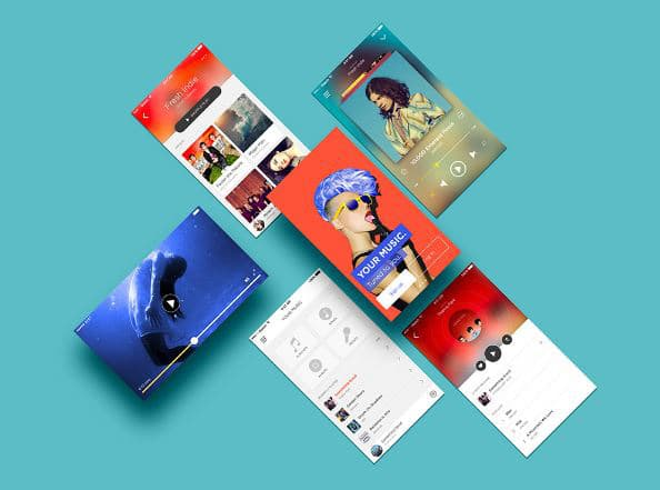 app-screens-mockup