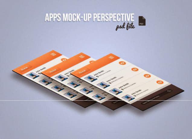 perspective-app-screen-mockup