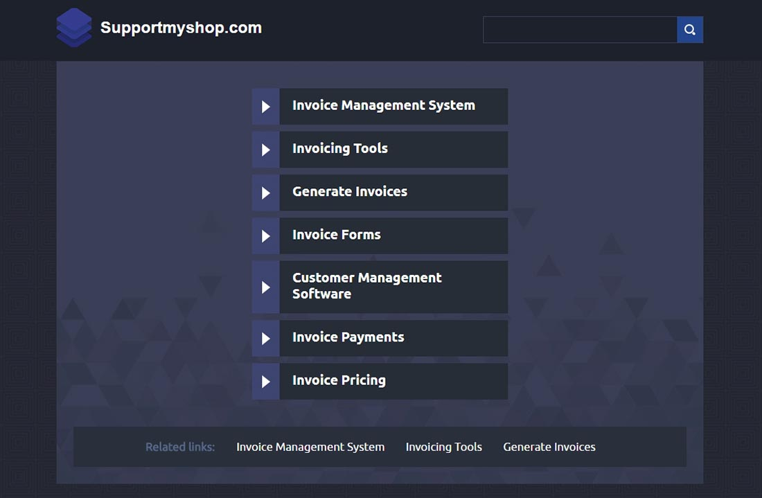 Lite Invoicing System  Invoice Lite