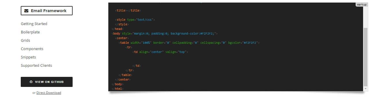 Responsive-HTML-Email-Framework