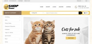 20 Pet Animals PrestaShop Themes (+ some other versatile shop themes)