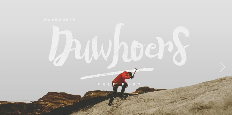 Duwhoers-Brush-Free-Font-_-Agga-Swist'blnk